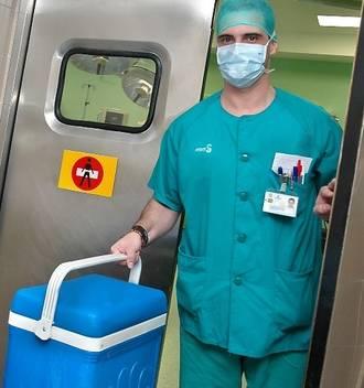 El Hospital Universitario de Guadalajara realizó seis trasplantes de médula ósea en 2014