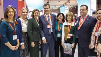Guadalajara se muestra en Fitur 2015 como destino ideal para el turístico familiar