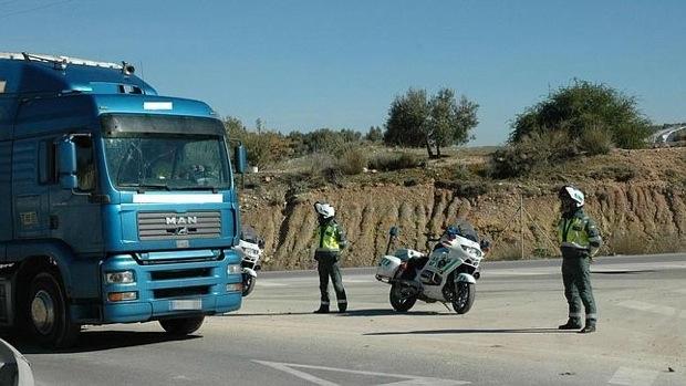 El Ayuntamiento de Guadalajara se suma a la campaña especial sobre vigilancia y control de camiones y furgonetas