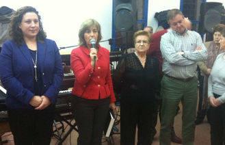 El Ayuntamiento rinde homenaje al maestro Ignacio Simón