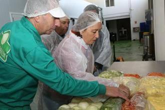 """Soriano, en Marchamalo: """"El sector agroalimentario de Castilla-La Mancha es hoy más internacional y competitivo gracias al esfuerzo de todos"""""""