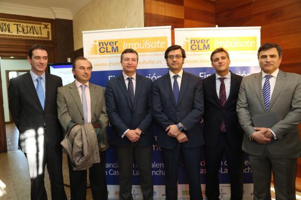 Romaní anuncia que el Gobierno de Cospedal habilita un fondo dotado con 500.000 euros para financiar proyectos innovadores en Castilla-La Mancha