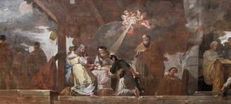 La Sala de Exposiciones del Centro de Ibercaja en Guadalajara acoge una exposición sobre Goya