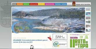 El Ayuntamiento de Sacedón pone a disposición de sus empresas y autónomos un espacio en la web municipal