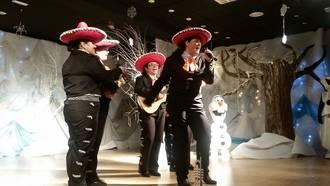Disfraces y mucha imaginación en el Carnaval de El Casar