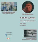 Convocados los certámenes locales de pintura y fotografía 'Villa de Azuqueca 2015'