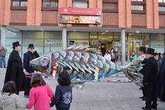 Azuqueca despide el Carnaval con el entierro de la sardina