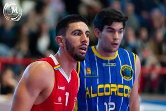 Victoria merecida y necesaria para el Alza Basket Azuqueca