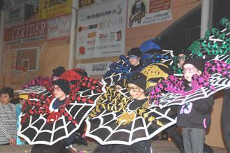 """Don Carnal"" llenó de colorido las calles de Yunquera de Henares"