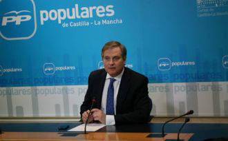 Cañizares pide responsabilidades a Page sobre la imputación de Bellido, después de sus exigencias al PP pidiendo dimisiones