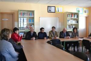 """El IESO """"Valle del Henares"""" de Jadraque ofrecerá desde el próximo curso escolar 2015-2016 la posibilidad de cursar estudios de Bachillerato"""