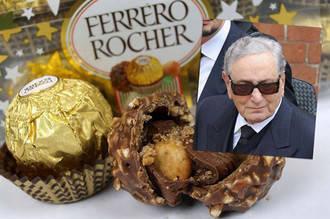 Muere a los 89 años Michelle Ferrero, el de los huevos kinder