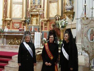 Málaga del Fresno ha celebrado la festividad de Santa Águeda