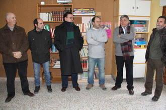 El Ayuntamiento de Tamajón presentó las obras de captación y renovación de la red de abastecimiento en Muriel