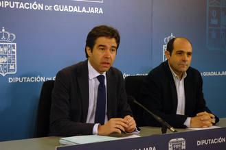"""Robisco: """"Este ejercicio es el más inversor de la historia de la Diputación y todos los municipios van a tener al menos una obra"""""""