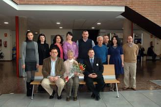 La Diputación enseña lo que es la provincia a la Fundación Family Center, de Polonia