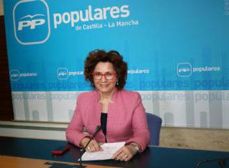 """Riolobos: """"El PP considera que Cospedal es la mejor presidenta de Castilla-la Mancha, la mejor candidata y la mejor garantía para ganar las elecciones en la región"""""""
