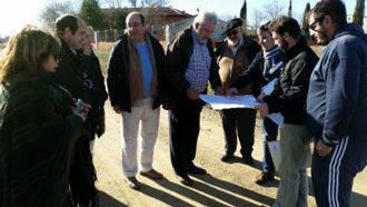 La Diputación sigue mejorando infraestructuras en los pueblos a través de los planes de obras