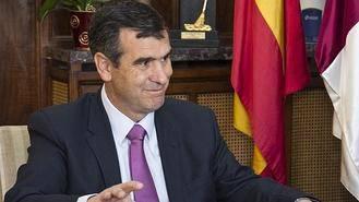 Antonio Román es el candidato del PP a la Alcaldía de Guadalajara