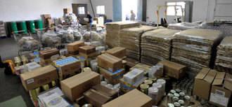 Roban 2.000 kilos de comida del Banco de Alimentos de Guadalajara