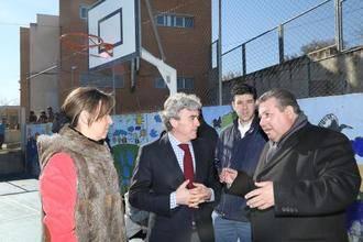 """Esteban afirma en Torrejón del Rey que el Gobierno de Cospedal """"ha sentado en Castilla-La Mancha los pilares fundamentales de una Educación de calidad"""""""
