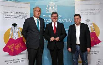 """Marín: """"Castilla-la Mancha será este año epicentro de la tauromaquia gracias a la celebración del I Congreso Internacional de la Tauromaquia como patrimonio Cultural"""""""