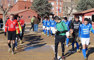 El Yunquera comienza la segunda vuelta venciendo en Molina de Aragón (0-4)