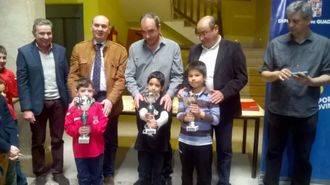 El Circuito de Ajedrez Infantil llega a Sigüenza poniendo a prueba las mejores estrategias