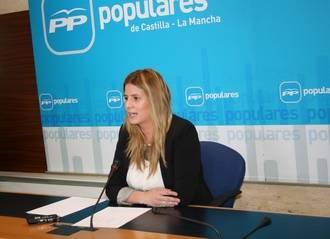 """Agudo: """"Los ciudadanos respaldan las políticas de la presidenta Cospedal, siendo además la líder más valorada"""""""