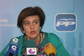 """Ana González: """"El descenso del paro en febrero, el mayor de este mes en 14 años, confirma que las políticas del PP son las que están sacando a España de la crisis"""""""