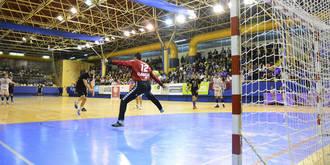 El BM Guadalajara vence en un partido inolvidable 34-33