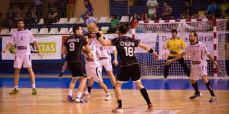 El BM Aragón sobrepasó al BM Guadalajara 32-26