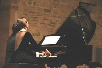 Bernadetta Raatz y Brenno Ambrosini repasan en Sigüenza lo más granado del repertorio pianístico para cuatro manos