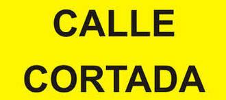 ATENCIÓN : Corte puntual de tráfico en la Cuesta de Hita