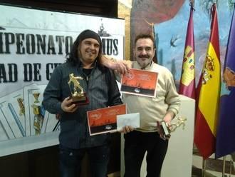 Julián Manzano y Juan Peñalver, ganan el 12º Campeonato de Mus de Carnaval