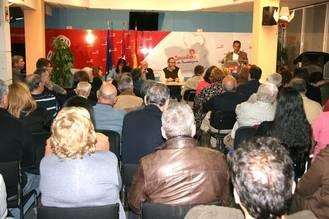 El socialista Daniel Jiménez presenta una lista de perfil bajo para el Ayuntamiento de Guadalajara con Valerio y un yerno