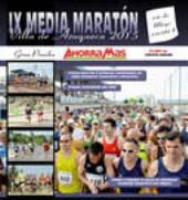 Ya se puede formalizar la participación en la IX Media Maratón 'Villa de Azuqueca'