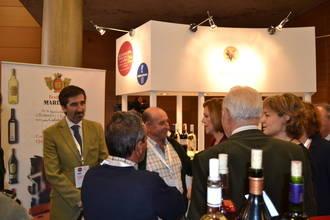 """Condado califica de """"rotundo éxito"""" la II Cumbre Internacional del Vino que """"ha vuelto a poner de manifiesto la importancia del sector vitivinícola"""""""