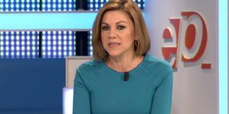 "Cospedal: ""Espero seguir siendo la presidenta de Castilla-La Mancha"""