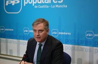 Cañizares denuncia que Page trata de ocultar el pacto que ha cerrado con Podemos a espaldas de los ciudadanos
