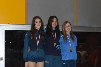 Verónica Sánchez, Nicolás de Lucas y Carola Acuña campeones regionales