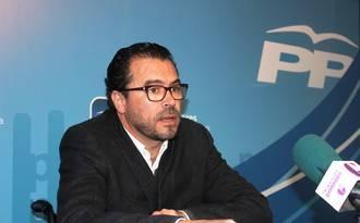 """David Atienza asegura que ha sido el PP y el Gobierno de Cospedal """"el que ha dado a la región el impulso social que necesitaba"""""""