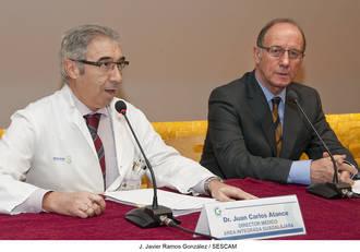 Guadalajara celebra la primera reunión sobre Avances en el Tratamiento del Cáncer de Pulmón