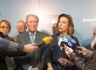 """Encarna Jiménez destaca que """"con el PP los pensionistas de la región han ganado poder adquisitivo y tienen garantizadas las pensiones de por vida"""""""