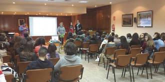 Un total de 42 jóvenes de Italia y Rumanía intercambian experiencias con alumnos del IES Carmen Burgos de Seguí