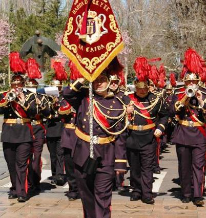 Tres bandas actúan este sábado en el primer certamen de música cofrade que se celebra en Valdeluz