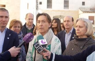 """Ana Guarinos: """"Castilla-La Mancha no se merece un candidato como Page, que ha mostrado un desprecio absoluto por la condición femenina"""""""
