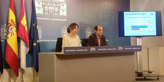 La Diputación ha invertido 60 millones de euros en mejorar las carreteras, el doble que lo destinado en el anterior mandato