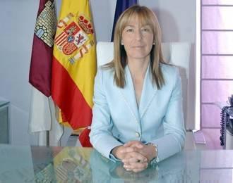 La presidenta de la Diputación muestra sus condolencias por el fallecimiento de Manuel Criado de Val