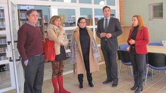 Inaugurada la nueva Biblioteca de Cabanillas, que crece en metros, amplía salas y gana en confort